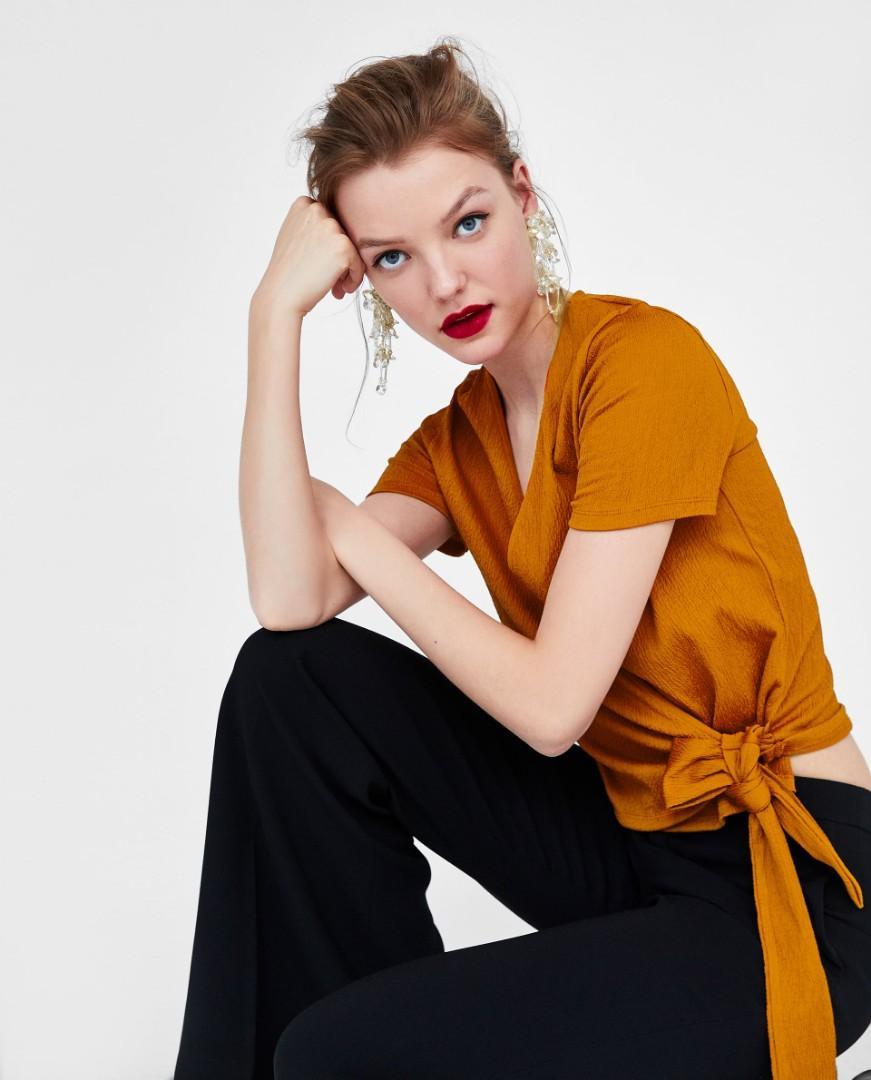 [Zara]TOPS