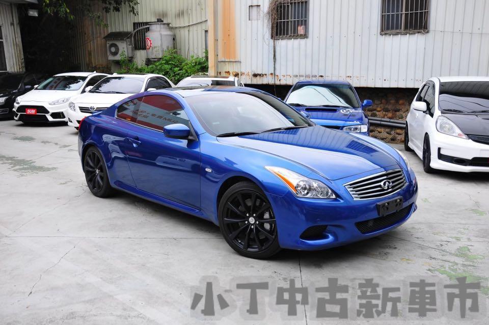 07 G37S 藍 3.7