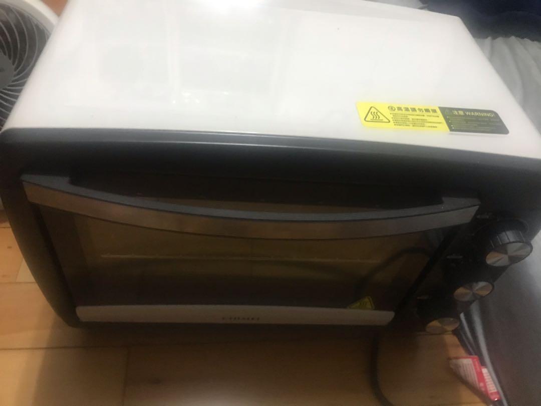 奇美26L家用旋風電烤箱
