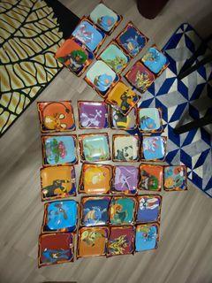 7 Eleven pokemon plate 30 pcs