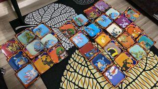 7 Eleven Pokemon Plates 30 pcs