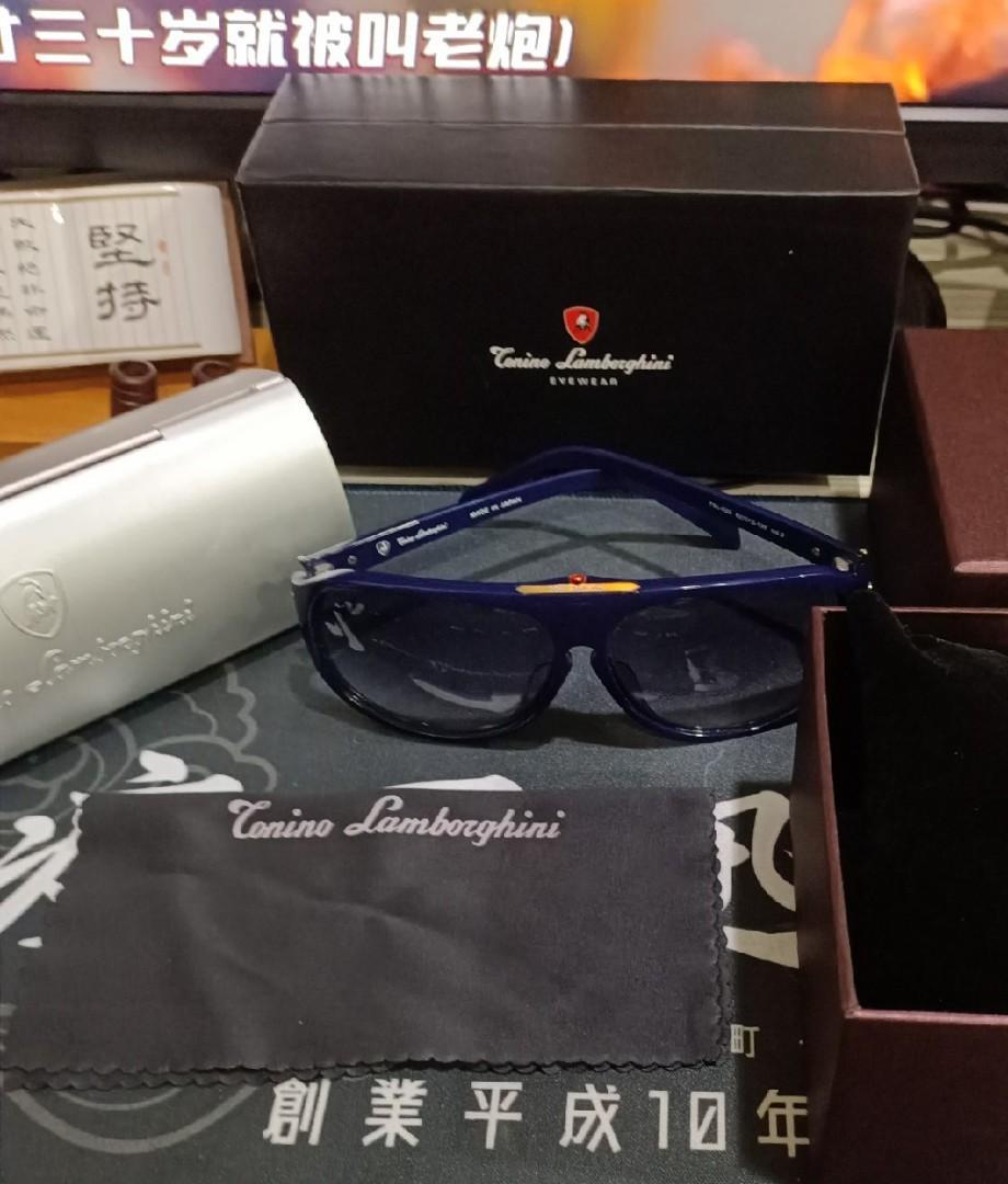 全新真品 Tonino Lamborghini 藍寶堅尼 日本製 TSL-032