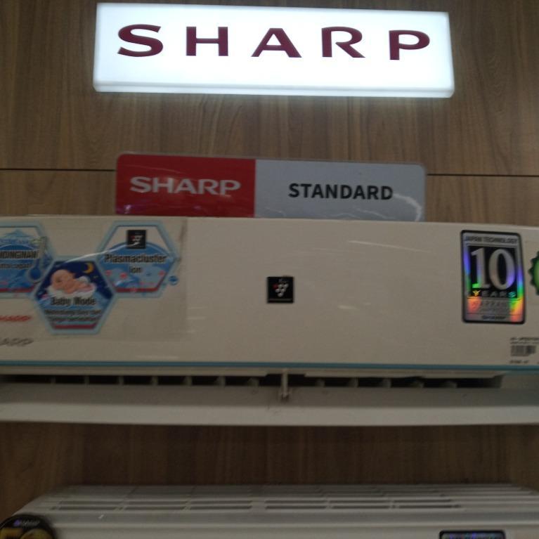 AC Sharp 1/2 Pk bisa dicicil dengan angsuran ringan