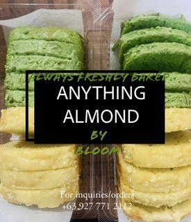 Almond Loaf Bread