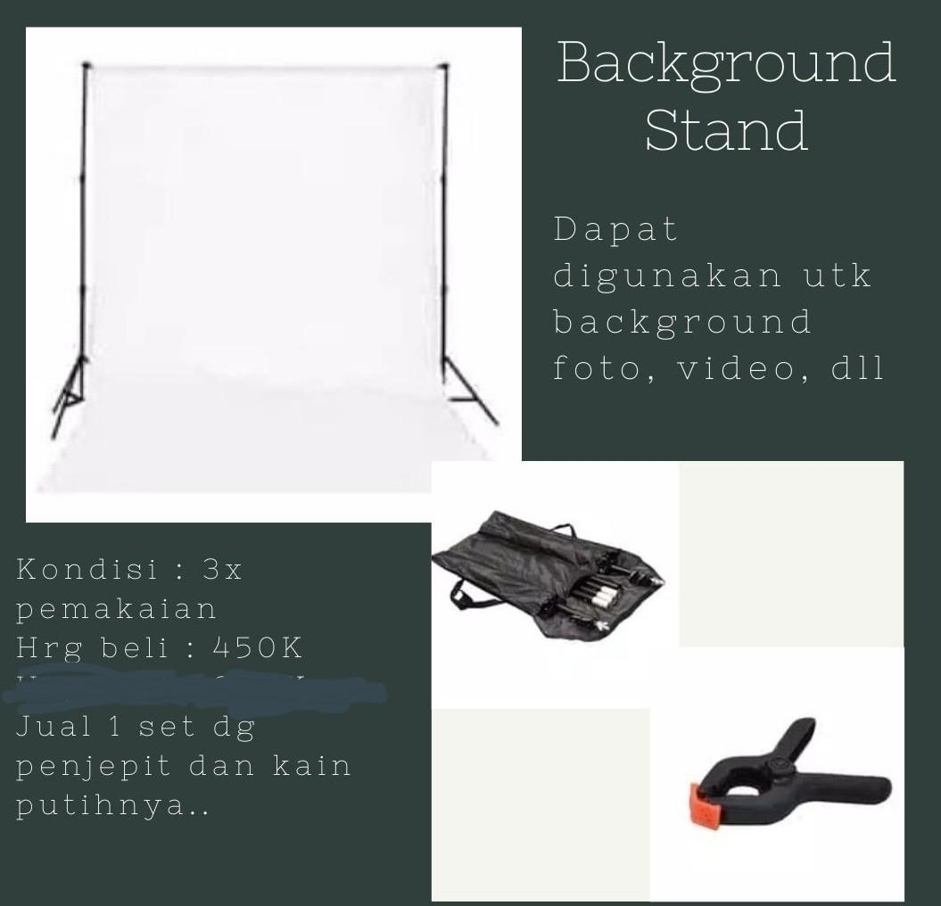 Background Stand