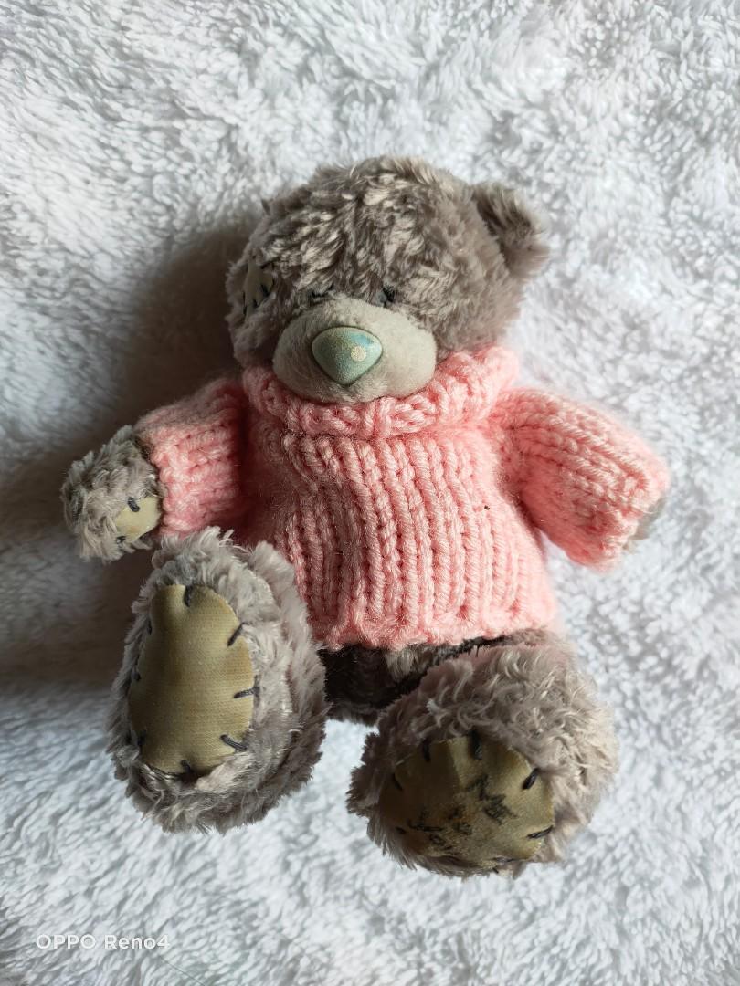 Boneka Me To You Teddy Bear