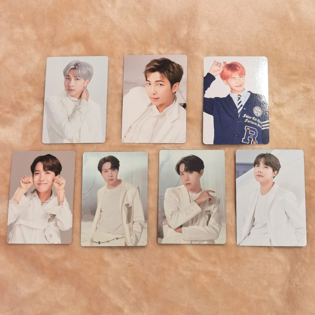 BTS Mini Photocard