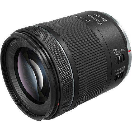 Canon RF 24-105mm f/4-7.1 IS STM Kredit Lensa