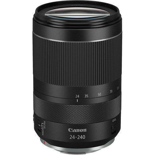 Canon RF 24-240mm f/4-6.3 IS USM Kredit Lensa