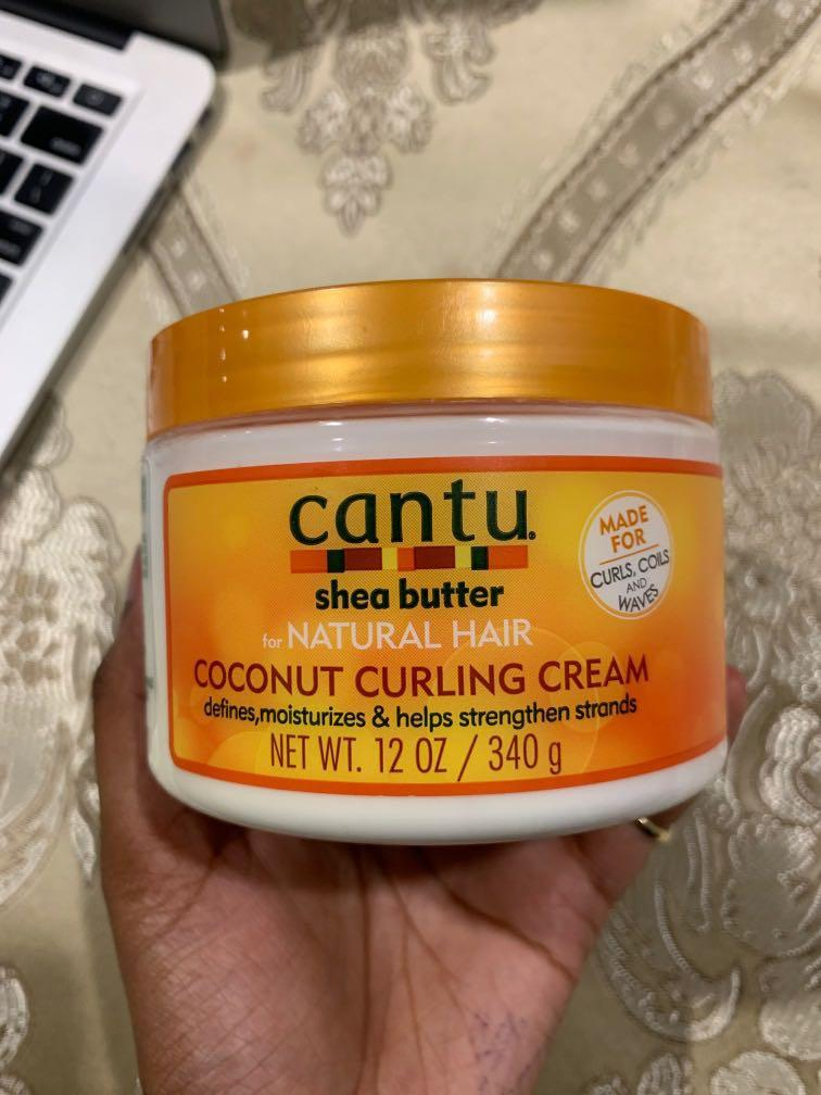 Cantu Curling Cream 🥥