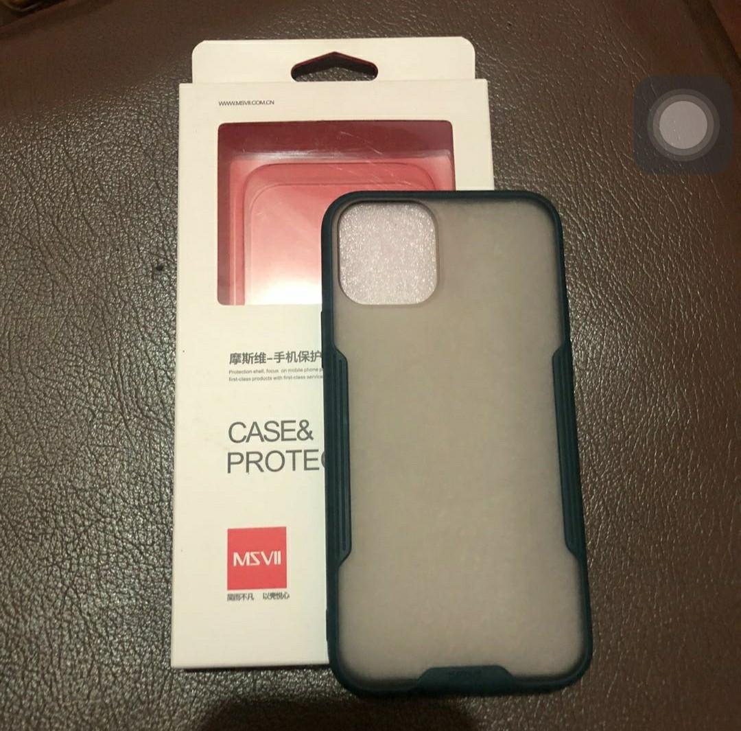 Case iphone 11 pro casing premium
