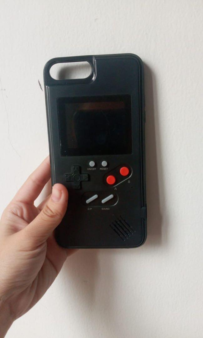 CASING IPHONE 7 PLUS GAME BOY