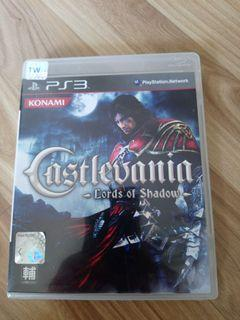 CASTLEVANIA LORDS OF SHADOW PS3-R3