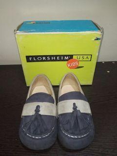 Florsheim USA slip on shoes for kids