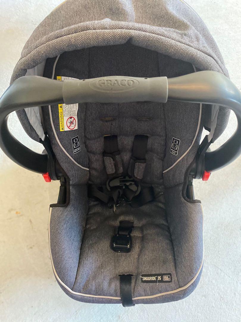 Graco 35 Click Connect Car Seat & Base