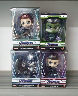 Hot Toys Cosbaby Avengers Endgame