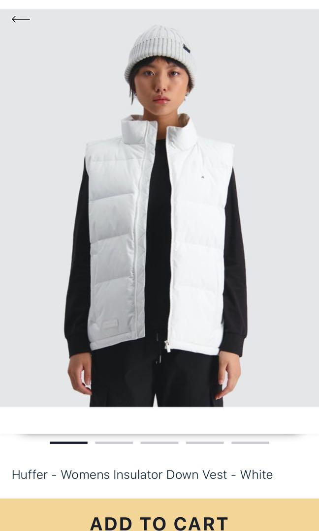 Huffer vest x2