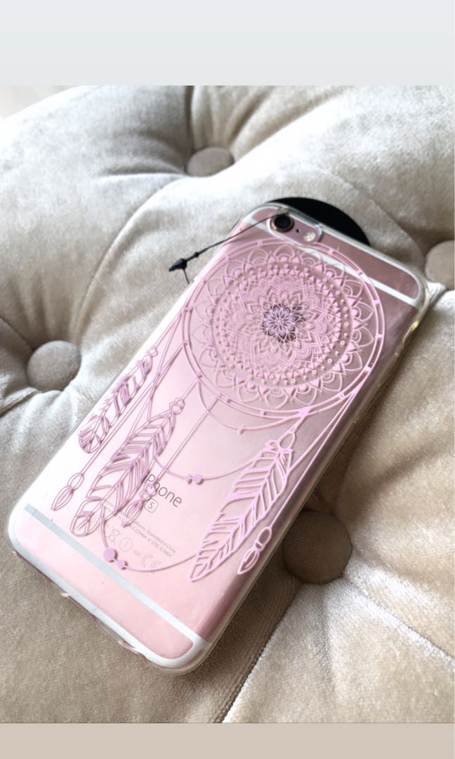 iPhone 6/6s Pink Case