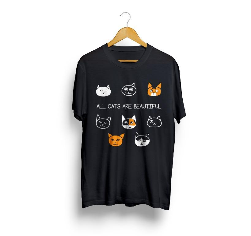 """Kaos Koceng """"All Cats are Beautiful"""" max 19 Nov"""