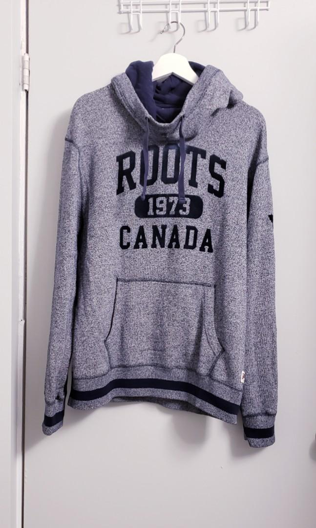 Men's ROOTS (Size L) Hoodie Sweater