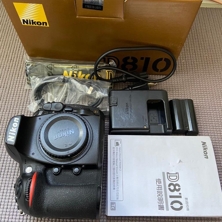 Nikon D810 (公)