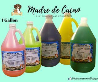 Original 2 in 1 Madre de Cacao Shampoo and Conditioner