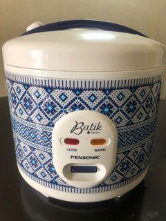 Pensonic BATIK series rice cooker