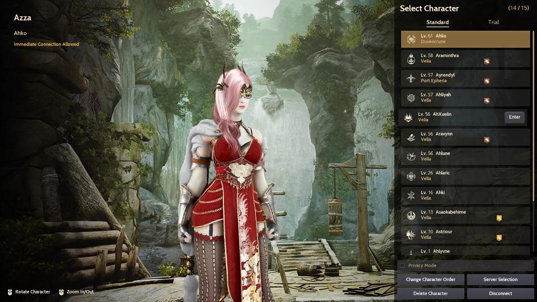 Personal Black Desert Online Account Sea Server Video Gaming Video Games On Carousell