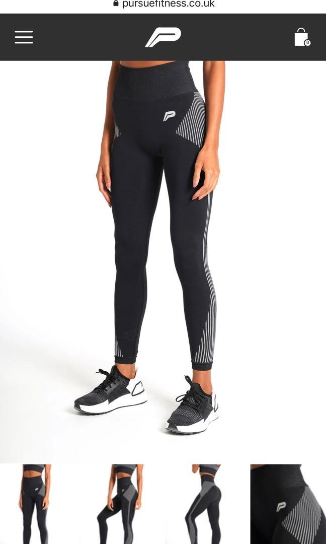 Pursue fitness seamless leggings