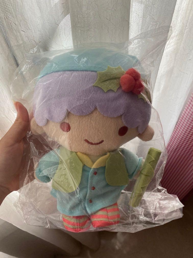 Sanrio twinkle star boneka teddy