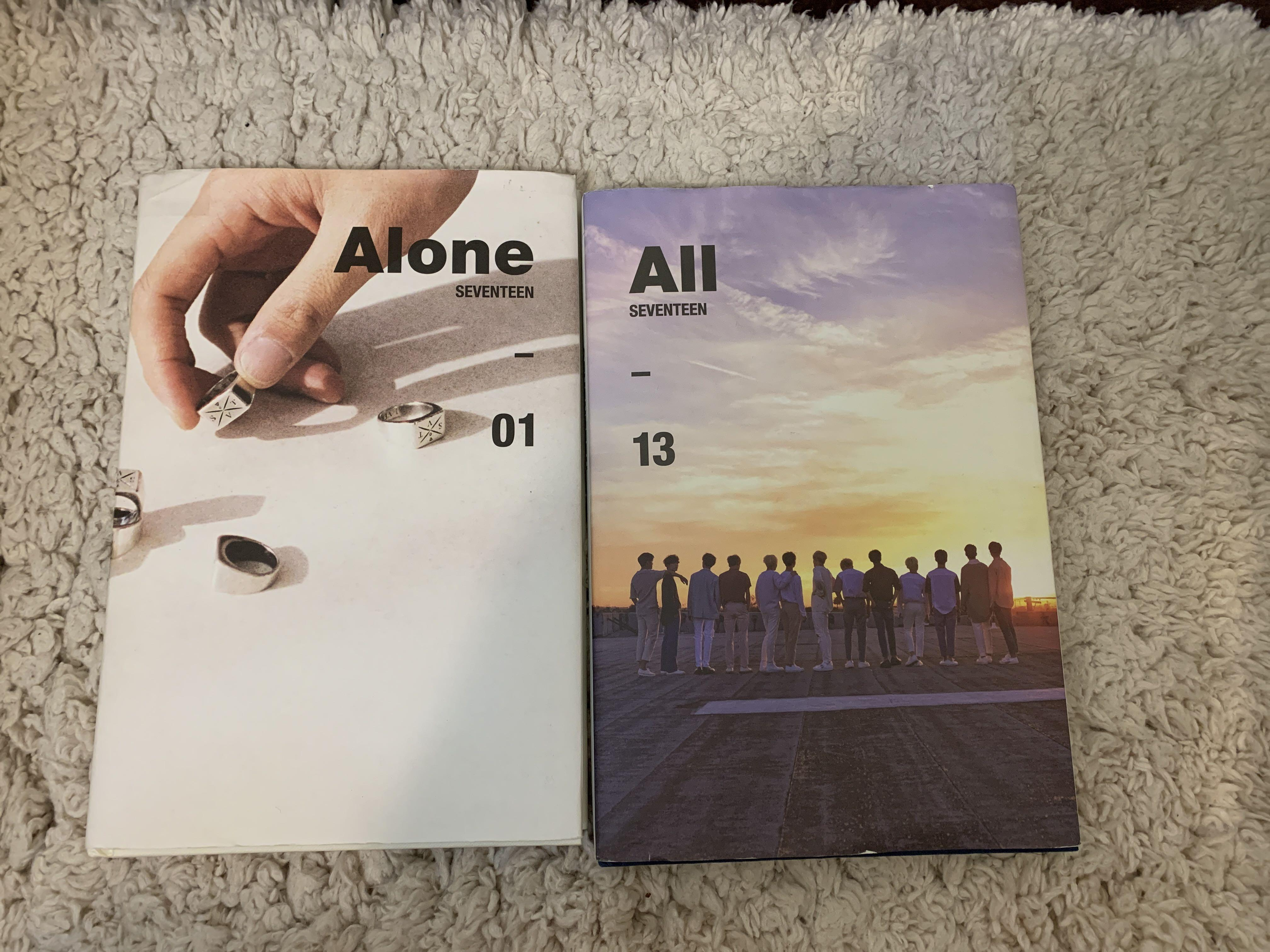 Seventeen / AL1 (4TH mini album)