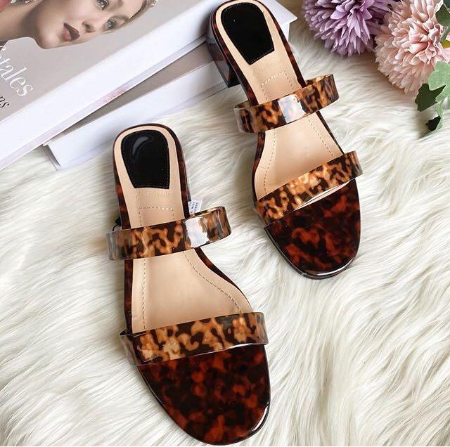 Stradivarius Sandal Heels