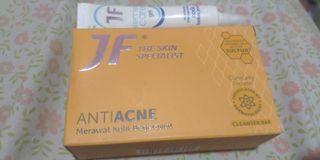 take all jf sulfur anti acne care