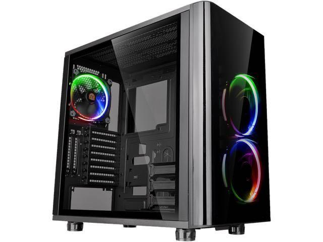 Thermaltake View 31 RGB mid tower ATX  gaming computer case
