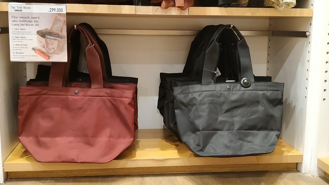 Uniqlo Bag | NEW | NETT