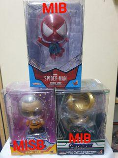 WTS hot toys cosbaby MIB & Misb