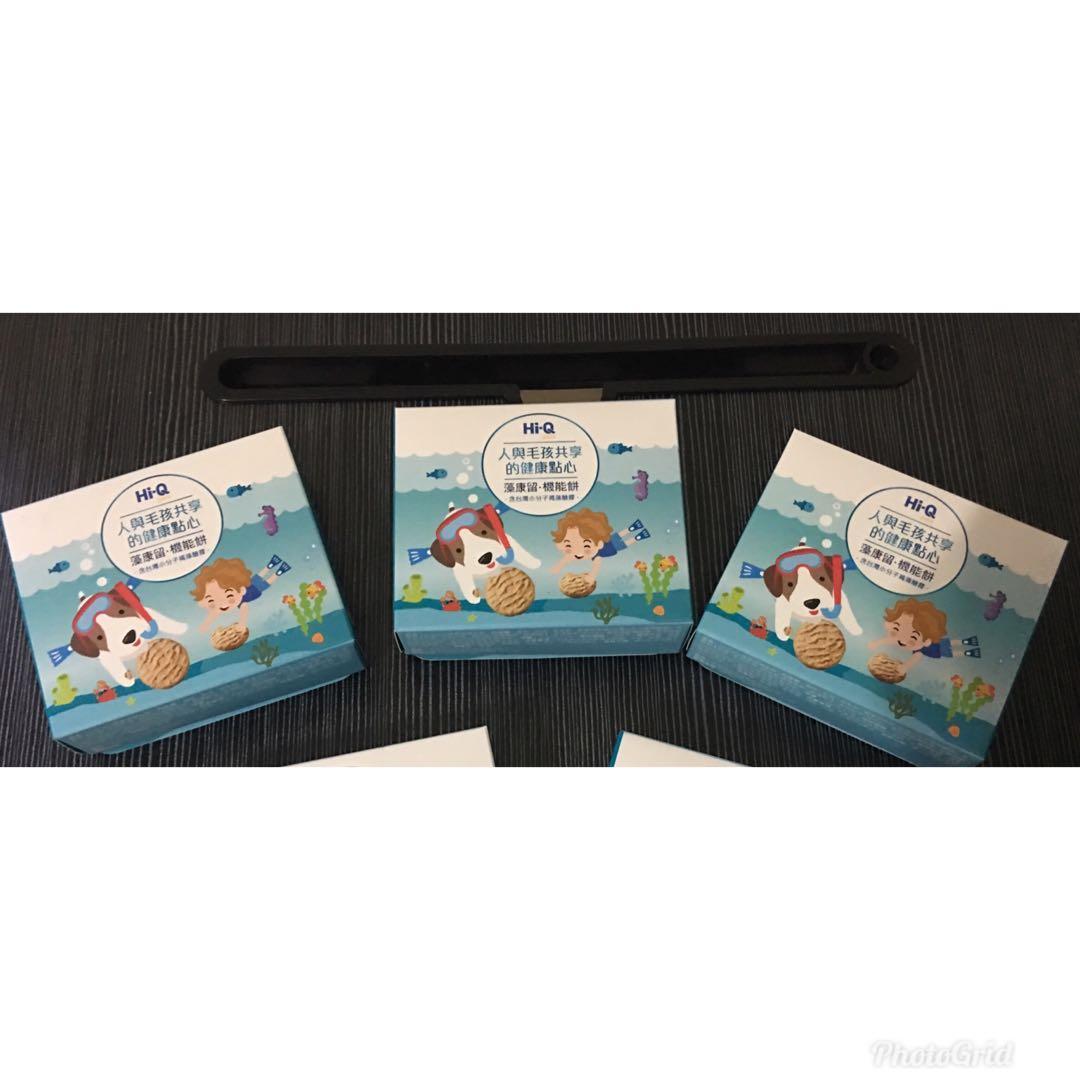 寵物餅乾-藻康留機能餅乾15公克3盒1組