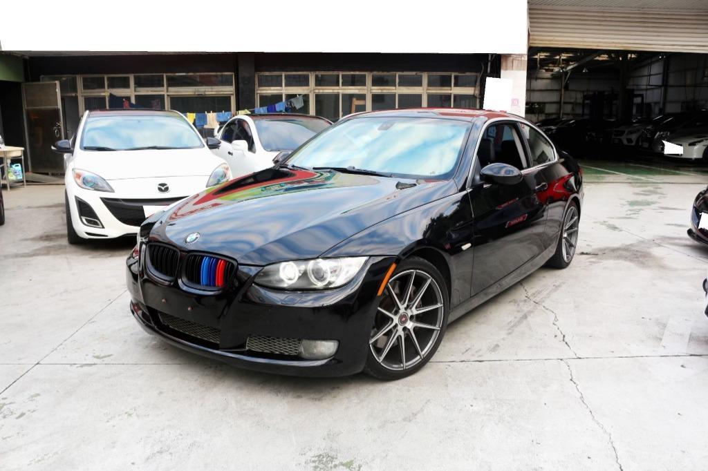 2007 BMW 335CI 🔥夫妻家庭專案 🔥輕鬆貸50萬
