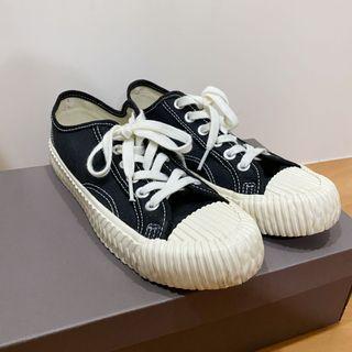 韓國餅乾鞋 黑色基本款 EXCELSIOR 正貨 9成新 #剁手價