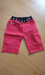 Givenchy red pants 6-7th