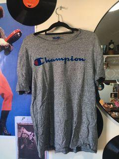 Grey Champion shirt- M