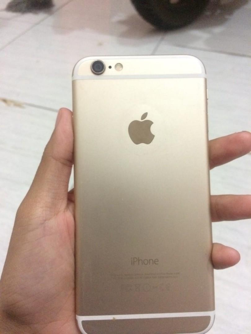 IPhone 6 128Gb no  minus  hp aja