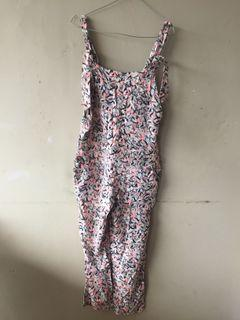 Jumpsuit  abstract