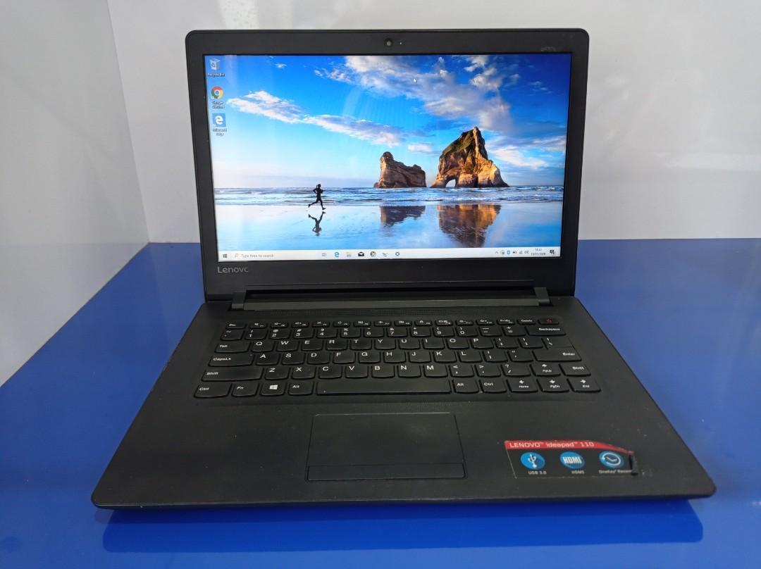 Laptop Lenovo Ideapad 110 Amd A9-9400 Radeon R5