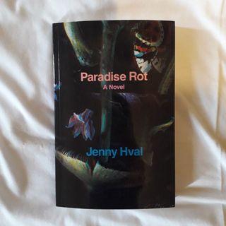 Paradise Rot Novel English Import