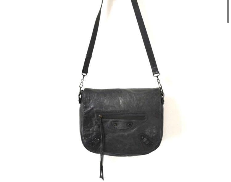 ✨S級美品✨Balenciaga 側背包