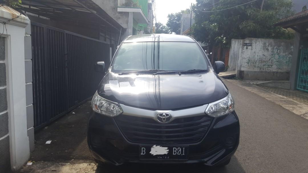 Toyota Avanza type e 2017