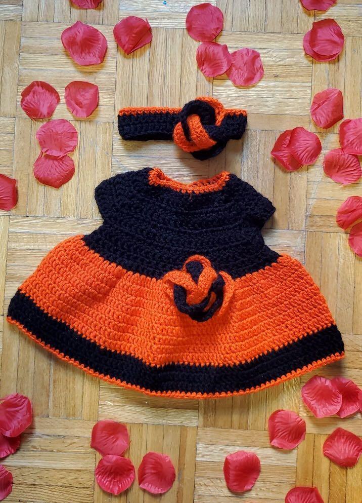 Baby handmade dresses