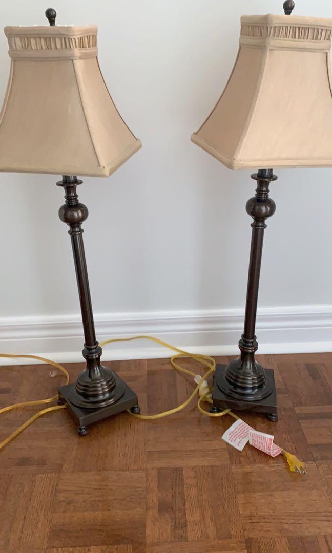 Bombay lamps