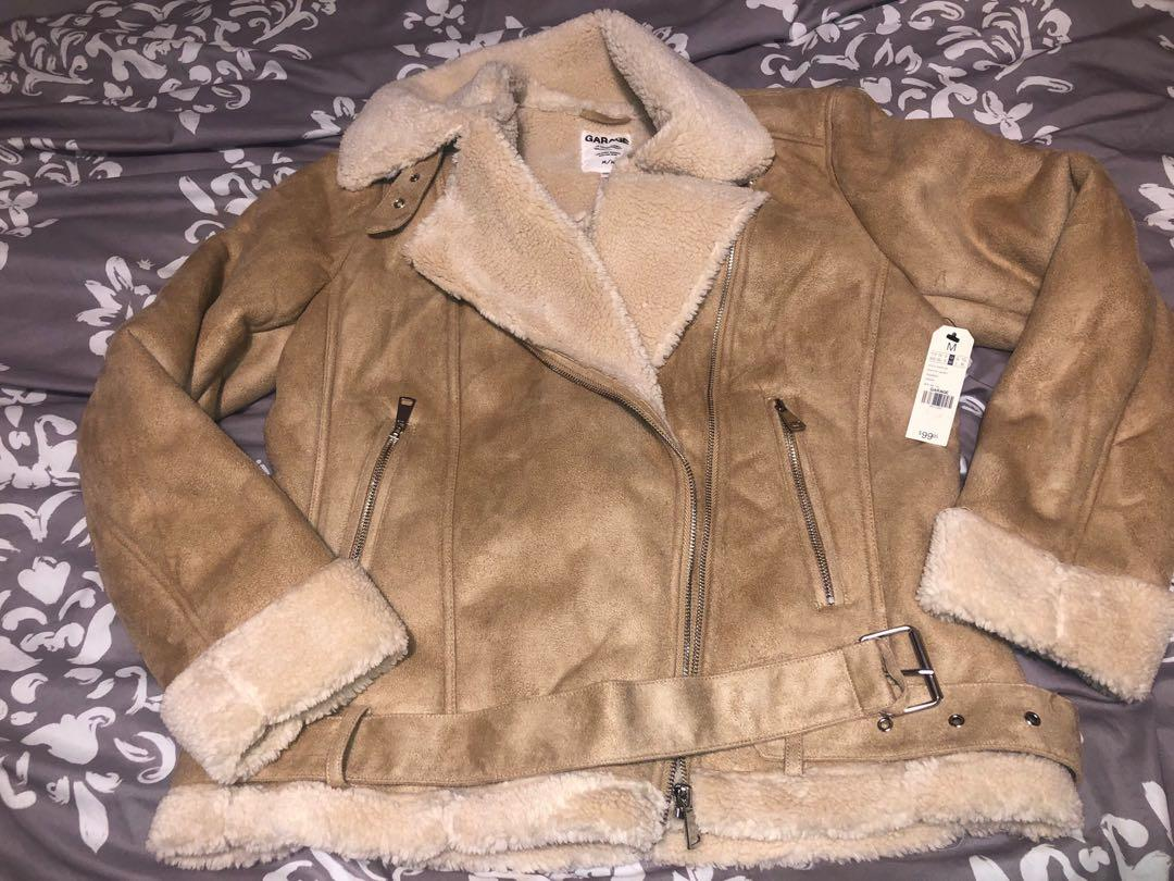 Brand new fall jacket with tag - Garage